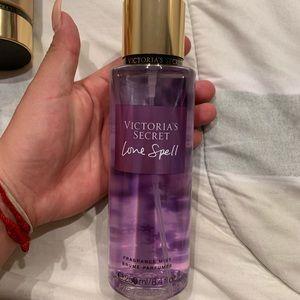 Victoria secret love spell